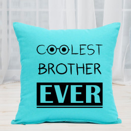 Coolest Brother Cushion