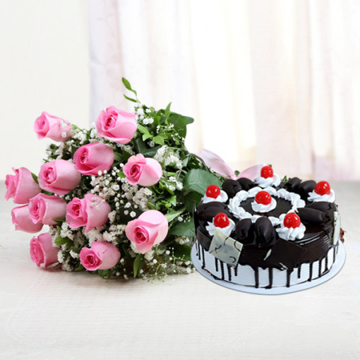 Blooming Black Forest