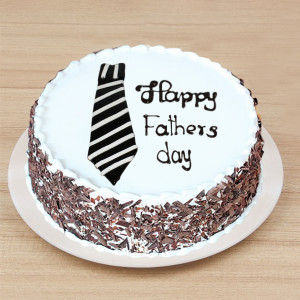 Father's Day Black Forest Cake