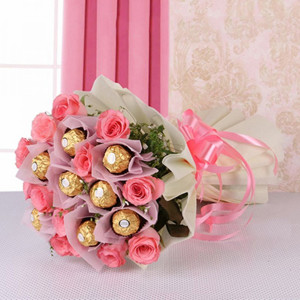 Rocher and Roses