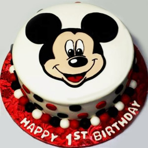 Adorable Mickey Cake