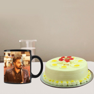 Butterscotch with Picture Mug