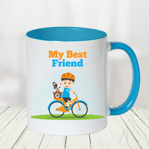 My Best Friend Mug