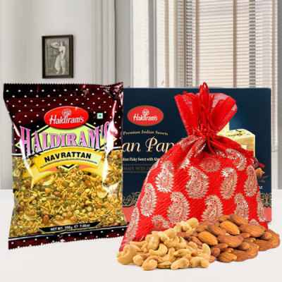 Perfect hamper on Karwa Chauth
