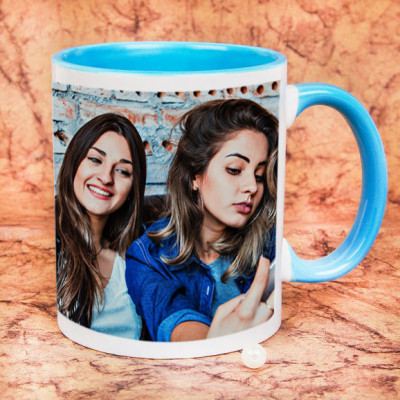 Friends Forever Personalized Mug