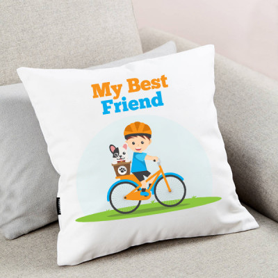 My Best Friend Cushion